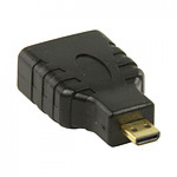 Nedis Nedis Adaptateur HDMI Femelle vers micro HDMI Mâle