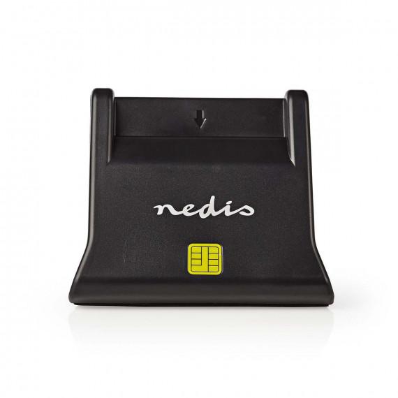 Nedis Nedis Lecteur de carte à puce vertical (CRDRU2SM3BK)