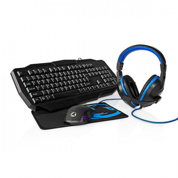 Nedis Nedis Upia Gaming Combo Kit