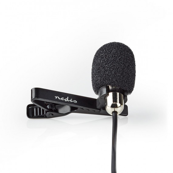 Nedis Nedis Clip-On Microphone