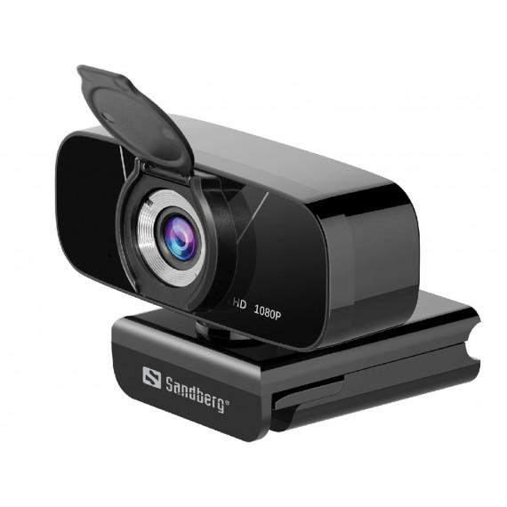 SANDBERG USB Chat Webcam 1080P HD