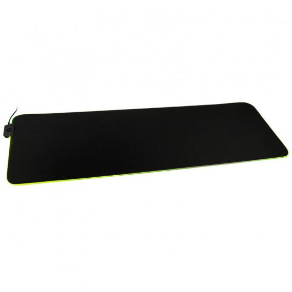 SteelSeries QcK Prism Tissu RGB Gaming Mouse Pad - XL