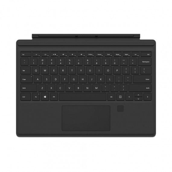 MICROSOFT Type Cover Surface Pro 4 Touch ID Noir