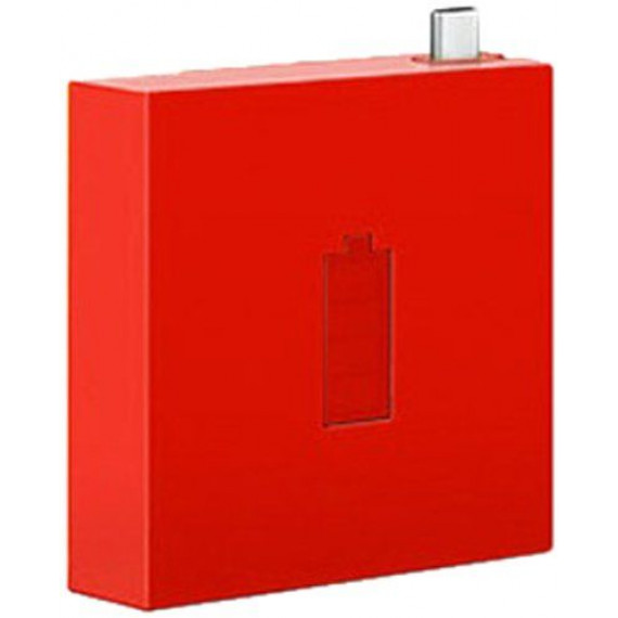 Nokia Nokia DC-18 Rouge - Mini batterie de secours micro USB 1720 mAh