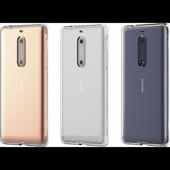 Nokia Coque Transparente CC-102 5