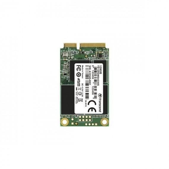 TRANSCEND 64GB mSATA SSD SATA3 3D TLC  64GB mSATA SSD SATA3 3D TLC