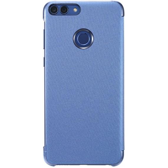 Huawei Etui Flip Bleu P Smart