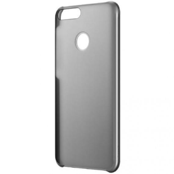 Huawei Coque Transparente/Noire P Smart