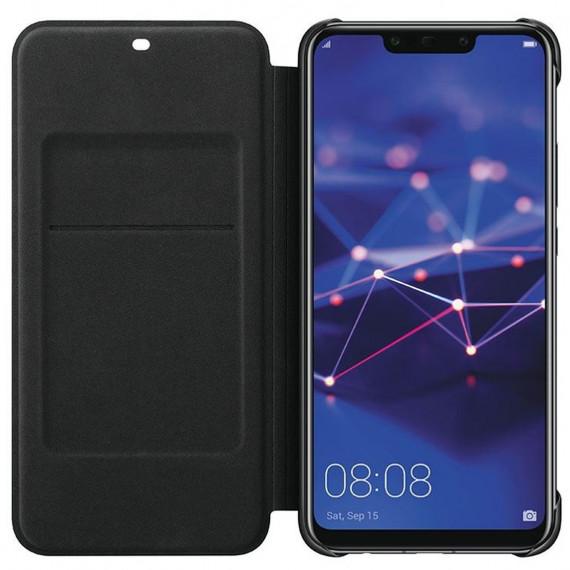 Huawei Wallet Flip Noir Mate 20 Lite