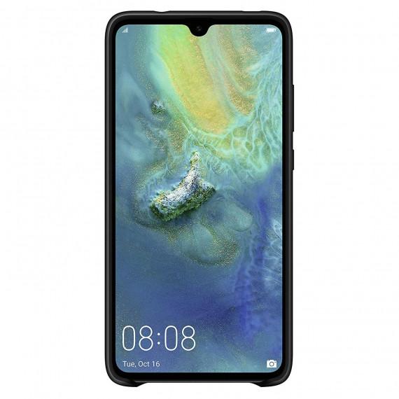 Huawei Silicone Case Noir Mate 20