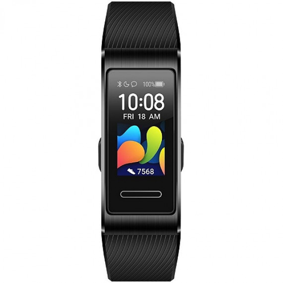 Huawei Bracelet connecté  Band Pro 4 Noir