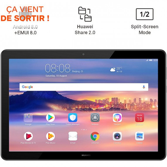 Huawei Tablette Android  Mediapad T5 10'' 32Go