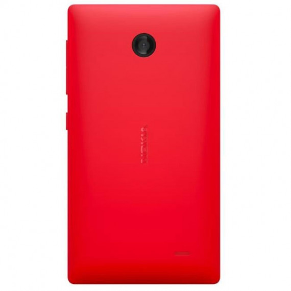 Nokia Coque de protection CC-3080 Rouge X