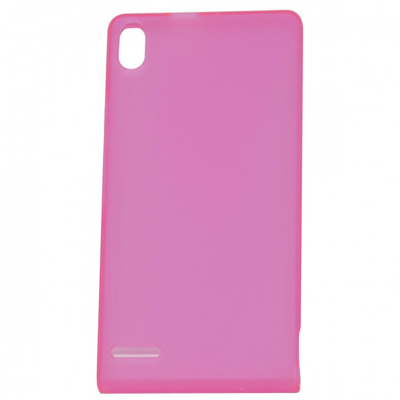 Huawei TPU Case Rose Ascend P6