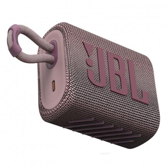 JBL GO 3 Rose