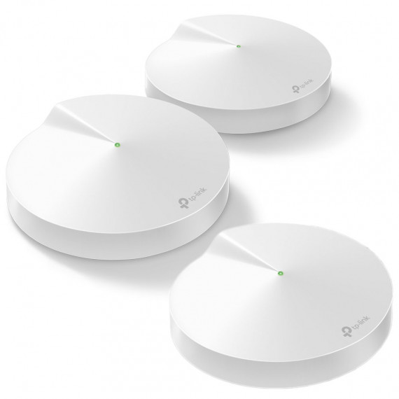 TPLINK deco M9 Plus (Pack de 3)
