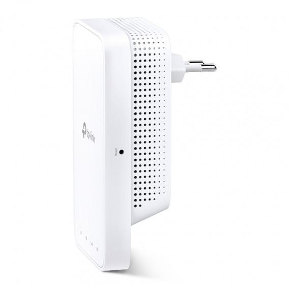 TPLINK AC1200 Whole-Home Mesh Wi-Fi  AC1200 Whole-Home Mesh Wi-Fi Add-on Unit 867Mops at 5GHz+300Mops at 2.4GHz 2 internal antennas wall-plug add-on