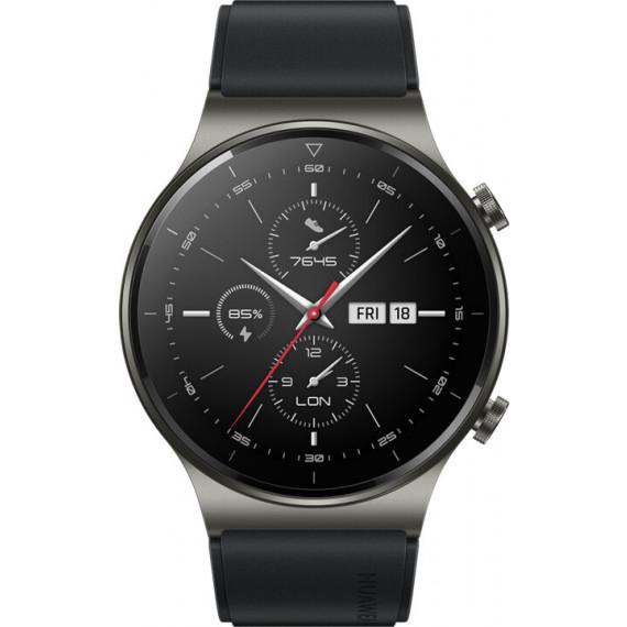 Huawei Montre connectée  Watch GT 2 Pro Noire