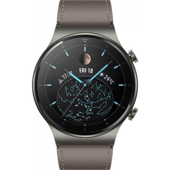 Huawei Montre connectée  Watch GT 2 Pro Grise