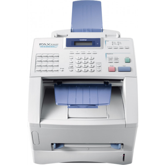 BROTHER FAX-8360P blanc