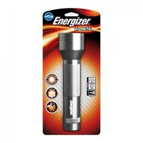 Energizer ENERGIZER Lampe torche 2D Métal