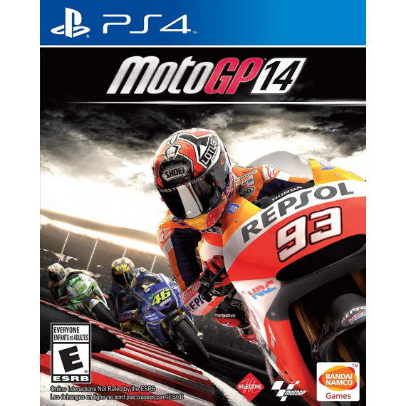 Bigben Interactive MotoGP 14 (PS4)