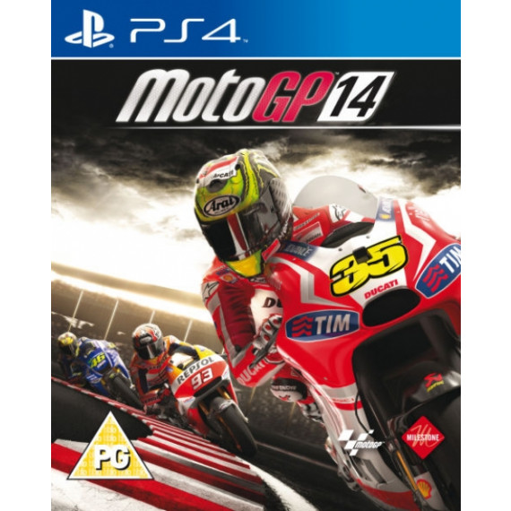Bigben Interactive MotoGP 14 (PS Vita)