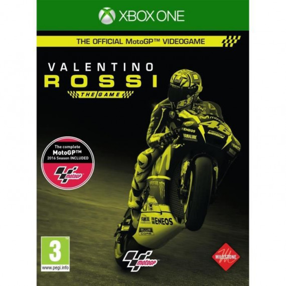 BANDAÏ VALENTINO ROSSI XBOX ONE