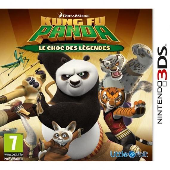 BANDAÏ KUNG FU PANDA 3DS
