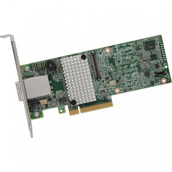 Carte contrôleur Broadcom MegaRAID 9380-8e  SAS externe: 2x SFF-8644 12 Gbit / s