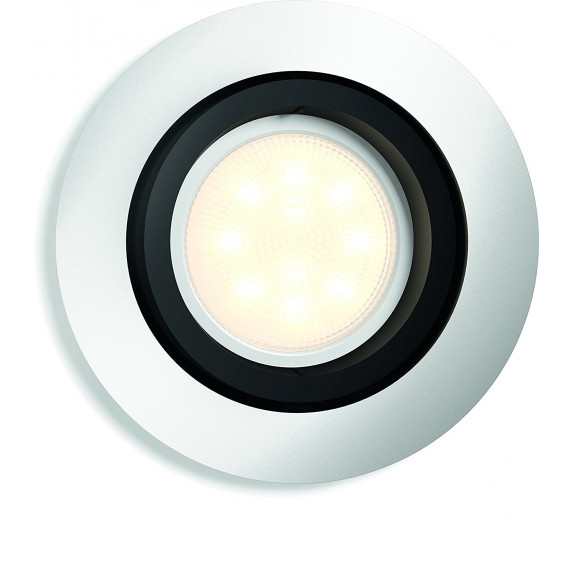 PHILIPS White ambiance Milliskin Spot à encastrer avec variateur