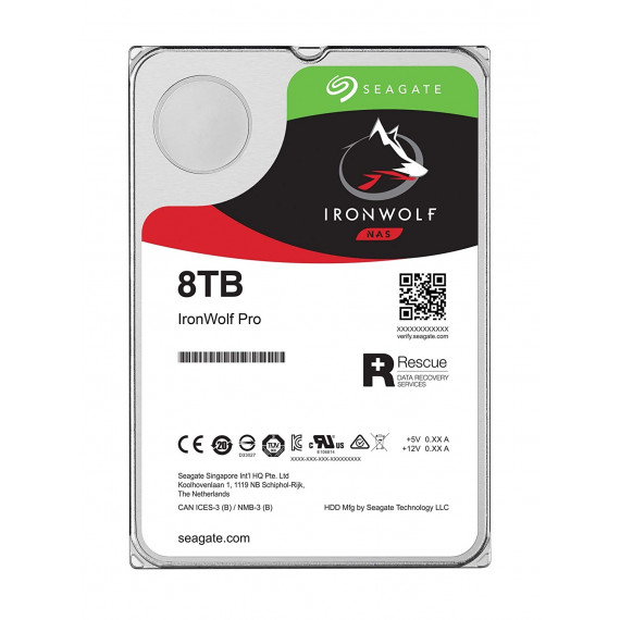 Seagate Seagate IronWolf ST8000VN004