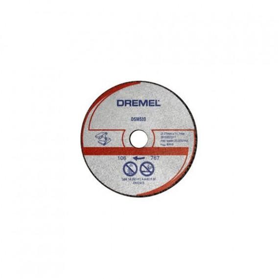Dremel Metall- und Kunststofftrennscheibe (DSM510)