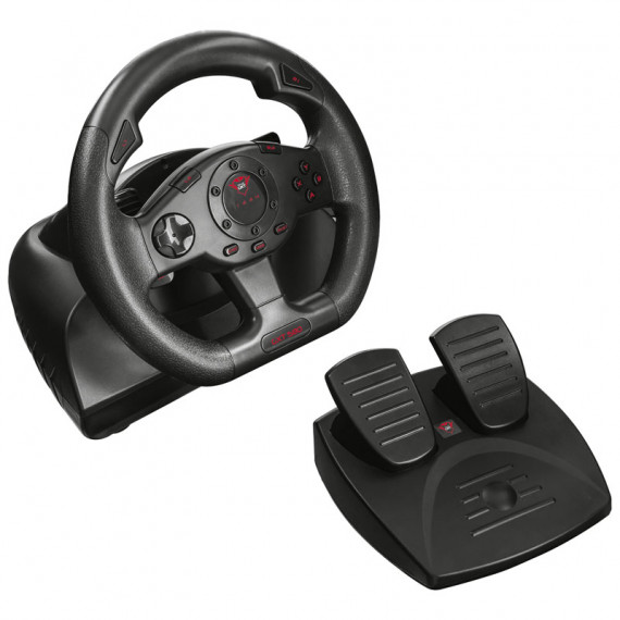 TRUST GXT Gaming 580 Sano Vibration Feedback Wheel Racing
