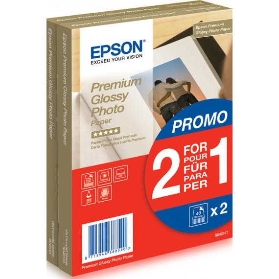 EPSON Papier Photo Premium Glossy