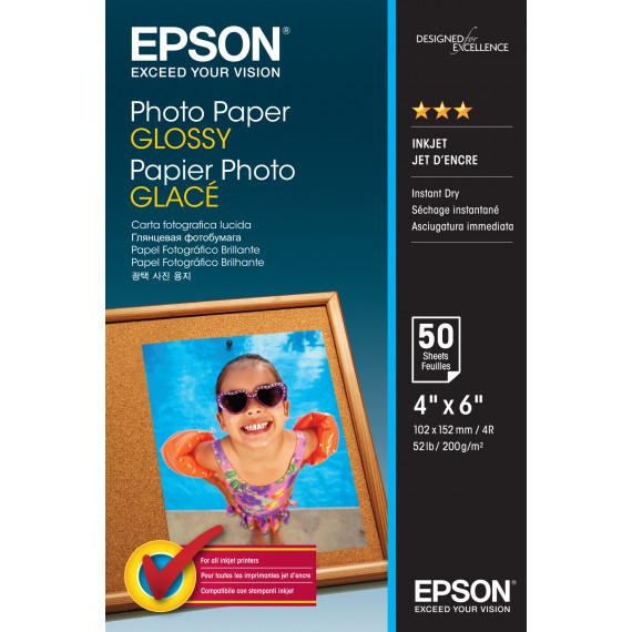 EPSON Papier Photo Glossy