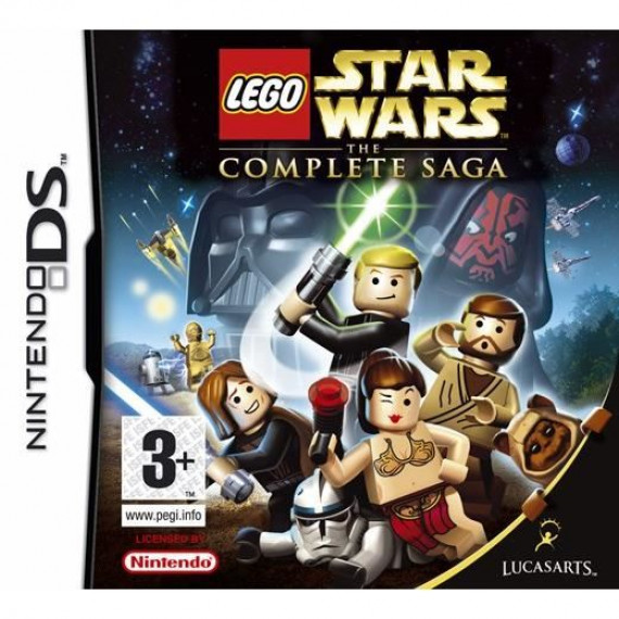 JUST FOR GAMES LEGO STAR WARS III 3DS