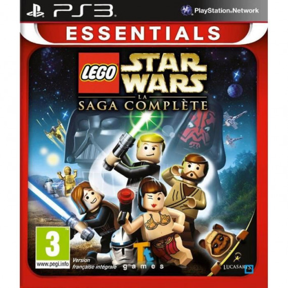 JUST FOR GAMES LEGO STAR WARS PS3