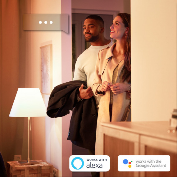1MORE PHILIPS HUE Ampoule White