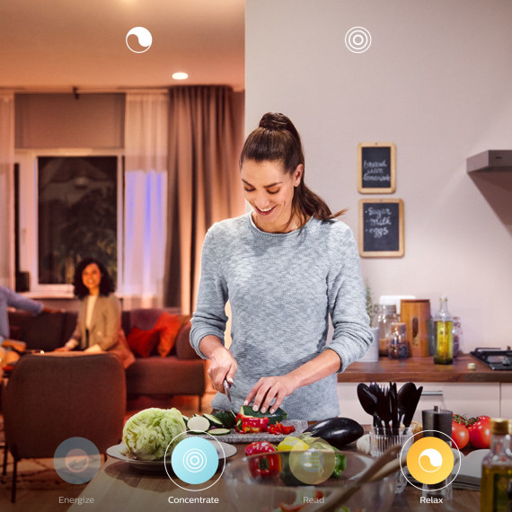 PHILIPS PHILIPS HUE Ampoule White Ambiance