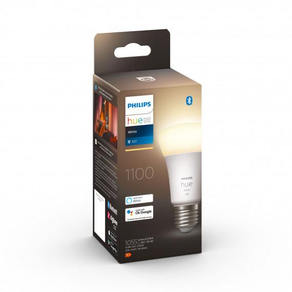 PHILIPS Hue White E27 A60 9.5 W Bluetooth x 1