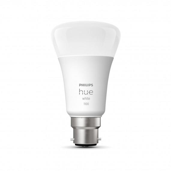 PHILIPS Hue ampoule White standard B22 75W à l'unité