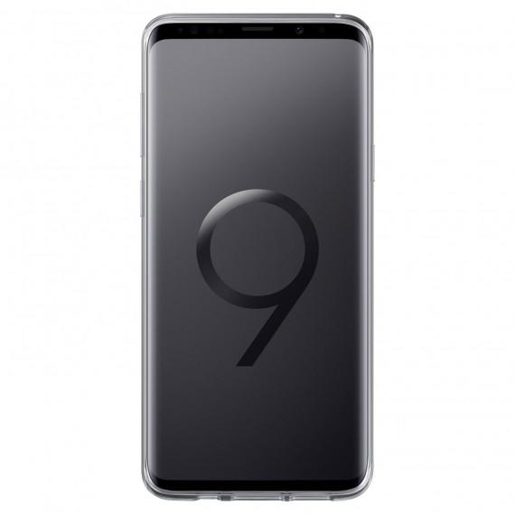 SAMSUNG Clear Cover Transparente Galaxy S9+