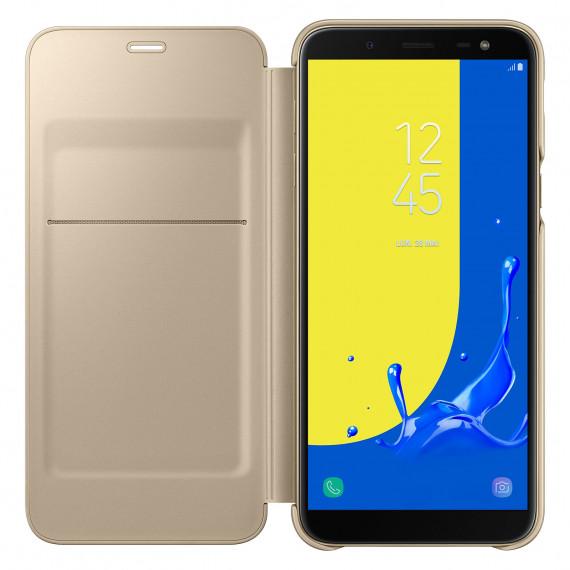SAMSUNG Flip Wallet Or Galaxy J6 2018