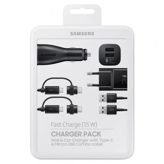 SAMSUNG Charger Pack EP-U3100WBEGWW