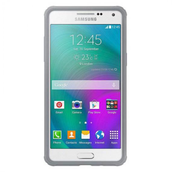 SAMSUNG Protective Cover Blanc Galaxy A5