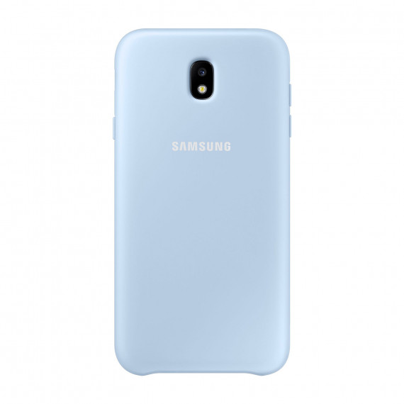 SAMSUNG Coque Double Protection Bleu Galaxy J7 2017