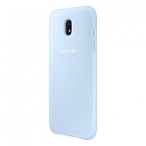 SAMSUNG Coque Double Protection Bleu Galaxy J5 2017