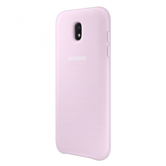 SAMSUNG Coque Double Protection Rose Galaxy J5 2017