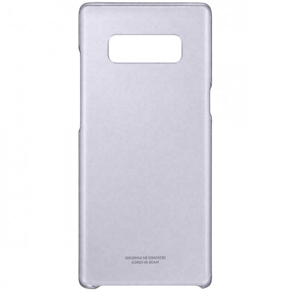 SAMSUNG Clear Cover Lavande Galaxy Note 8